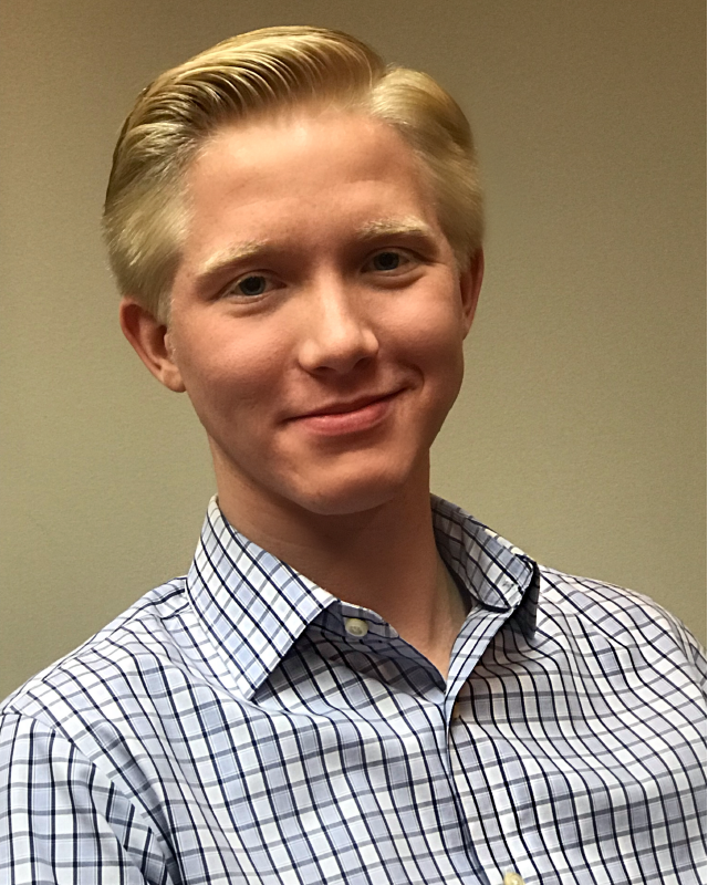 Hunter Larkin - Accounting